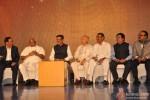 Narayan Rane, Sharad Pawar, Prithviraj Chavan, Sushilkumar Shinde, Praful Patel, Rajeev Shukla and Chhagan Bhujbal at 'Jai Maharashtra' Channel Launch