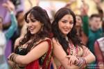 Neha Sharma and Kristina Akheeva in Yamla Pagla Deewana 2 Movie Stills