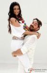 Puja Gupta And Neil Nitin Mukesh At Wrap up shoot of 'Shortcut Romeo' Pic 4