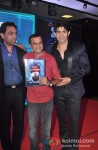 Paresh Ganatra And Hussain Kuwajerwala At Music Launch and First Look Launch of 'Shree'