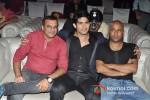 Paresh Ganatra, Hussain Kuwajerwala And Rajesh Bachchani At Music Launch and First Look Launch of 'Shree'