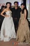 Pia Trevedi, Gautam Kapoor, Shamita Singha at Royal Banquet Hosted By Nisha Jamwal