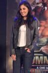 Pooja Chopra at Commando Music Launch