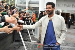 Prabhudeva arrive in Vancouver for TOIFA 2013