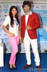 Prachi Desai and Vidyut Jamwal at 'P&G Thank You Mom' Event Pic 1