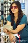 Priyanka Sarkar at a eye-care showroom in Kolkata Pic 2