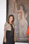 Raageshwari Loomba at Gautam Patole's art exhibition 'WOMEN AND WE MEN' Pic 2