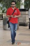 Raj Kundra Return From 'Delhi Charity Match' Pic 1