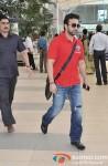 Raj Kundra Return From 'Delhi Charity Match' Pic 2