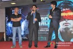 Rajesh Bachchan, Vikram Shah And Hussain Kuwajerwala At Music Launch and First Look Launch of 'Shree'