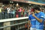 Ranbir Kapoor And Abhishek Bachchan Play Football