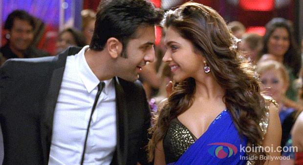 Ranbir Kapoor And Deepika Padukone in Yeh Jawani hai Deewani Movie Stills