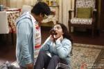 Riya Vij with his brother in Gippi Movie Stills