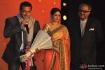 Salman Khan, Sridevi and Boney Kapoor at 'Jai Maharashtra' Channel Launch