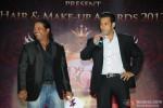 Salman Khan at Bharat-N-Dorris Hair & Make-up Awards 2013