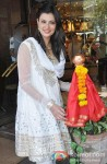 Sayali Bhagat launches Temple Jewellery Gudi Padwa special collection in Mumbai Pic 5