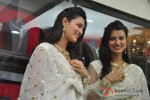 Sayali Bhagat launches Temple Jewellery Gudi Padwa special collection in Mumbai Pic 8
