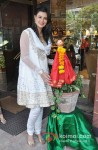 Sayali Bhagat launches Temple Jewellery Gudi Padwa special collection in Mumbai Pic 4