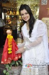 Sayali Bhagat launches Temple Jewellery Gudi Padwa special collection in Mumbai Pic 6