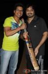 Shaan Mukherjee And Babul Supriyo at play cricket match Pic 2