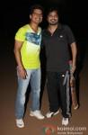 Shaan Mukherjee And Babul Supriyo at play cricket match Pic 1