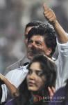 Shah Rukh Khan at IPL Match - KKR vs Delhi Daredevils Pic 6