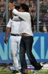 Shah Rukh Khan at IPL Match - KKR vs Delhi Daredevils Pic 4