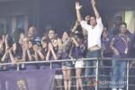 Shah Rukh Khan at IPL Match - KKR vs Delhi Daredevils Pic 1