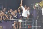 Shah Rukh Khan at IPL Match - KKR vs Delhi Daredevils Pic 3