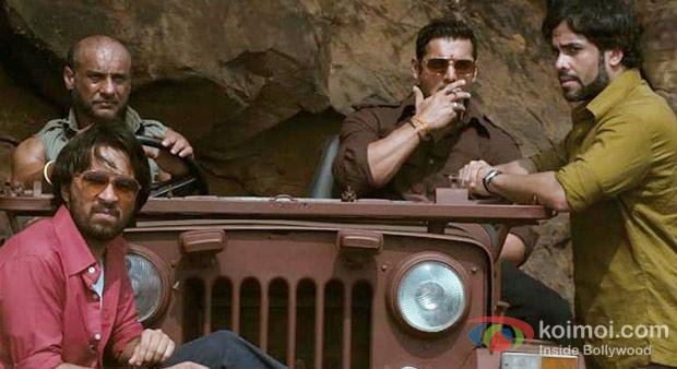 Shootout at Wadala Movie Stills