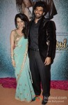 Shraddha Kapoor And Aditya Roy Kapur At Aashiqui 2 Music Launch Pic 3