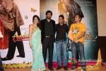 Shraddha Kapoor, Aditya Roy Kapur, Bhushan Kumar, Mohit Suri At Aashiqui 2 Music Launch Pic 2