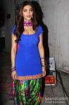 Shruti Haasan At Film 'Ramaiya Vastavaiya' shoot Pic 3