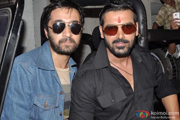 Siddhant Kapoor And John Abraham