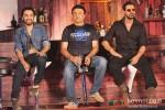 Siddhant Kapoor, Anu Malik, John Abraham launch 'Ala Re Ala' song from 'Shootout At Wadala'