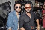 Siddhant Kapoor And John Abraham launch 'Ala Re Ala' song from 'Shootout At Wadala'