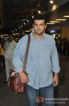 Siddharth Roy Kapur Leave For TOIFA 2013