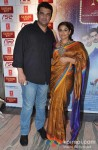 Siddharth Roy Kapur And Vidya Balan at the screening of movie 'Nautanki Saala'