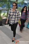 Sonakshi Sinha Return From 'Delhi Charity Match' Pic 1