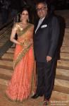 Sridevi and Boney Kapoor at 'Jai Maharashtra' Channel Launch