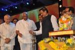 Sushilkumar Shinde, Sharad Pawar and Prithviraj Chavan at 'Jai Maharashtra' Channel Launch