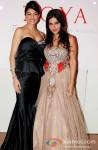 Sushmit Sen And Nisha Jamwal at Royal Banquet Pic 1