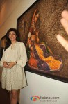 Sushmita Sen at Gautam Patole's art exhibition 'WOMEN AND WE MEN' Pic 3
