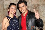 Taapsee Pannu And Ali Zafar At 'Chashme Baddoor' Movie Premiere Pic 2