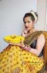Tanisha Singh shoots for 18 Crore Ke Thumke Pic 5