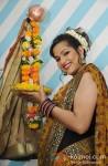 Tanisha Singh shoots for 18 Crore Ke Thumke Pic 9