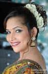 Tanisha Singh shoots for 18 Crore Ke Thumke Pic 3
