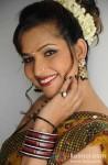 Tanisha Singh shoots for 18 Crore Ke Thumke Pic 2