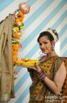 Tanisha Singh shoots for 18 Crore Ke Thumke Pic 6