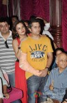 Udita Goswami And Mohit Suri At Aashiqui 2 Music Launch